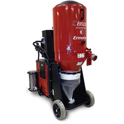 Propane and Gas Dust Extractors